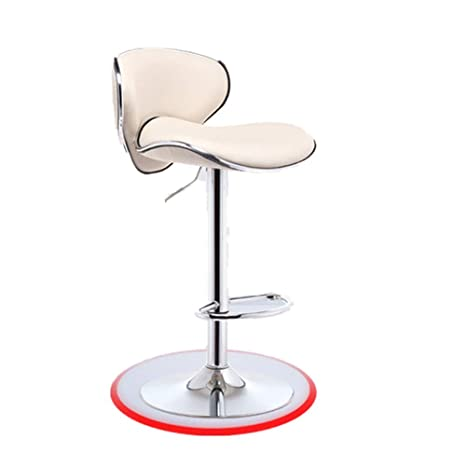 Peachy Amazon Com Qerntpey Bar Stool Counter Height Adjustable Gmtry Best Dining Table And Chair Ideas Images Gmtryco