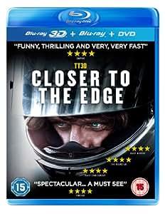 TT3D: Closer to the Edge (Blu-ray 3D + Blu-ray + DVD) [Alemania] [Blu-ray]