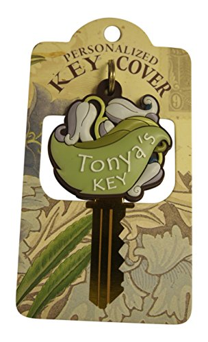 Personalized Key Covers, Key Hook, Tonya (421530345)