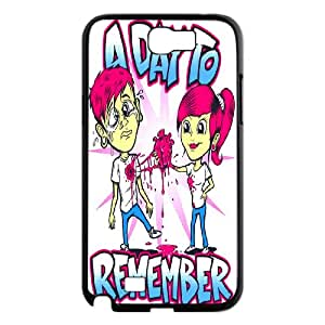 Printed Phone Case a day to remember For Samsung Galaxy Note 2 N7100 Q5A2112421