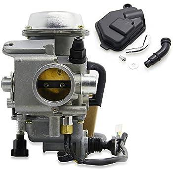 Amazon com: 2004 - 2005 Honda TRX450R Carburetor Repair Kit