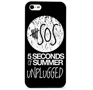 5 Second of Summer 5sos Custom Case for Iphone 5 / 5s / 5g