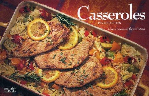 Casseroles (Nitty Gritty Cookbooks) by Christie Katona, Thomas Katona
