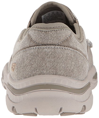 sale cheapest price Skechers Men's Relaxed Fit-Creston-Moseco Moccasin Taupe shop offer for sale egf4dL