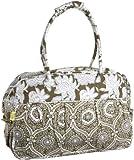 Amy Butler Take Flight Carry-On Bag,Treasure Box Carob,one size
