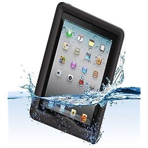 LifeProof NUUD iPad Mini 1 Waterproof Case - Retail Packaging - BLACK