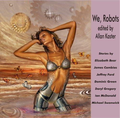 By Elizabeth Bear We, Robots [Audio CD] ePub fb2 ebook