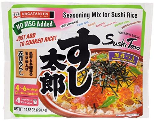 - Nagatanien Sushi Taro Chirashi Sushi Mix 10.52oz (3 Pack)