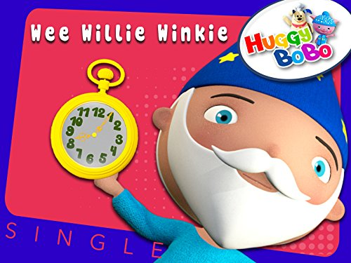 Wee Willie Winkie Nursery Rhymes By HuggyBoBo (Umbrella Ivy)