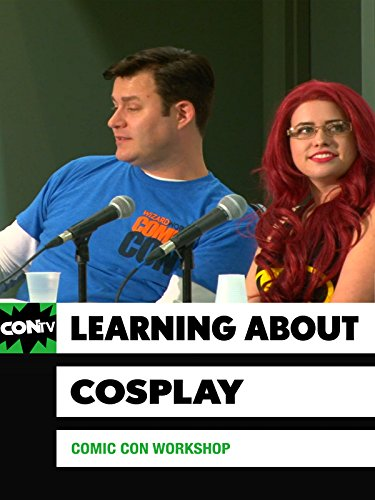 Comic Con Workshop: Learning about Cosplay]()