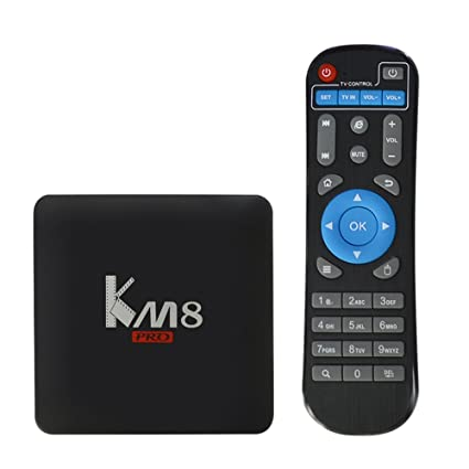 Smart TV Box Android 6 0, AUHKO KM8 Pro Amlogic S912 Octa
