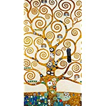 Posters: Gustav Klimt Poster Art Print - The Tree Of Life (28 x 20 inches)