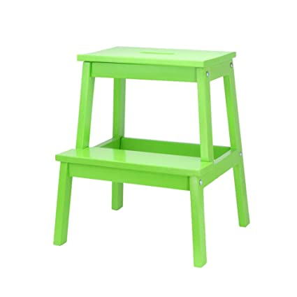 ZXL Step Stool Foot Stool Kitchen Bed Steps Small Step Ladder Bathroom  Stools Made For Children