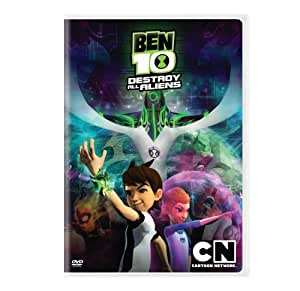 Cartoon Network: Ben 10 Destroy All Aliens