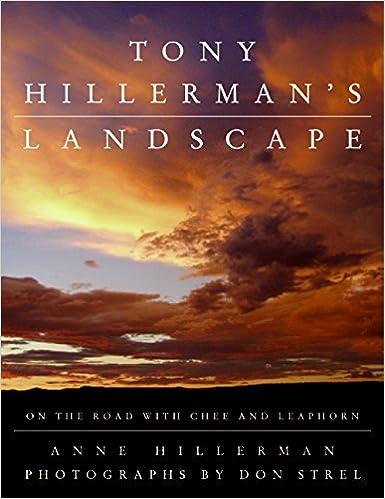 Image result for tony hillerman's landscape