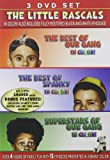 The Little Rascals 3-pk - IN COLOR!