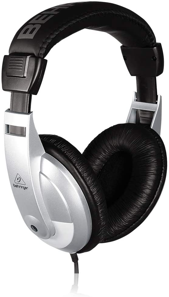 BEHRINGER A-B Box Headphone For Guitar And Piano amazing look and soft padded headphones for the digital piano