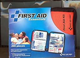 Amazon.com: First Aid Only All-purpose First Aid Kit, Soft Case ...