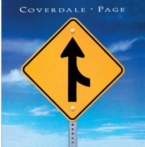 CD : Jimmy Page - Coverdale & Page (CD)