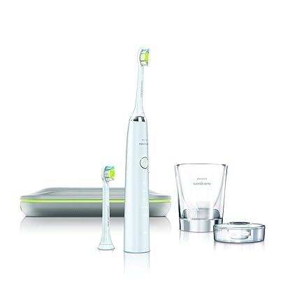 Philips HX9382/04 Sonicare DiamondClean Cepillo Eléctrico para dientes y Simple Inglés Manual del usuario