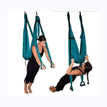 SIYUZ Aéreo Yoga Swing Trapeze Inicio Interior ...