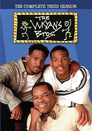 amazon com the wayans bros the complete third season shawn wayans