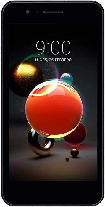 "LG K9 - Smartphone de 5"" (Qualcomm MSM8909 Quad Core 1.3 GHz, 16 ..."