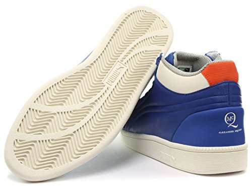 Puma Alexander Mcqueen Mcq Serveren Mid Mens Sneakers Surftheweb-surftheweb-flame