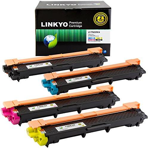 LINKYO Replacement Brother Cartridge Magenta