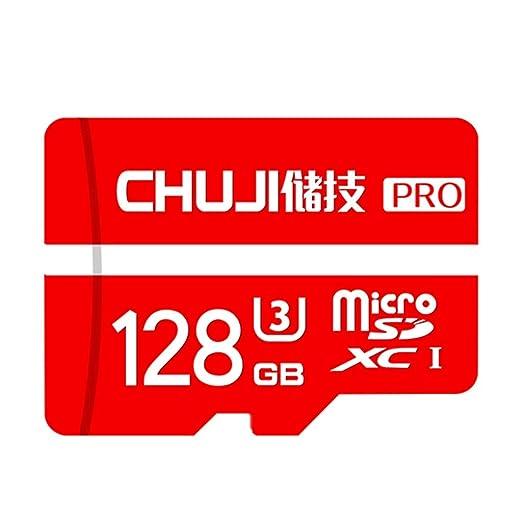 ZWMG Tarjeta de Memoria TF de Alta Velocidad 128GB Teléfono ...