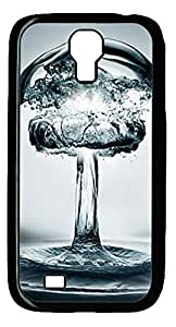 Samsung Galaxy S4 I9500 Cases & Covers - 3D Water Custom PC Soft Case Cover Protector for Samsung Galaxy S4 I9500 - Black