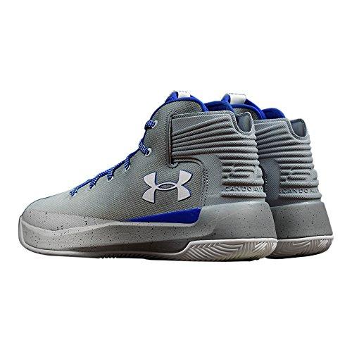 Team Basketball Shoe 3Zer0 White 102 in White Royal Under SC Royal Armour White Team 1298308 Mens qUfw8T