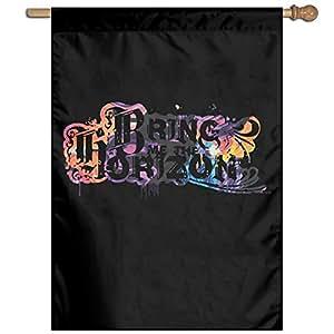 """Bring Me The Horizon casa bandera bandera de Jardín Interior bandera (tamaños: 2737"""")"""