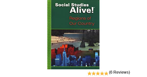 Amazon.com: Social Studies Alive: Regions Of Our Country ...