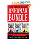 First Ever Unhuman Bundle: (unhuman I, II and III) Addictive Humorous British Detective Cozy Mystery Fantasies