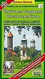 Doktor Barthel Wander- und Radwanderkarten, Östliches Vogtland, Westerzgebirge (Schöne Heimat)