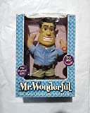 Mr. Wonderful Talking Doll by Mattel