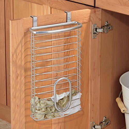Image result for Mdesign Metal Over Cabinet Kitchen Storage Organizer