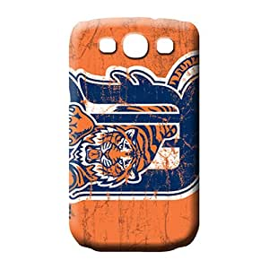 samsung galaxy s3 covers forever Eco-friendly Packaging mobile phone carrying shells detroit tigers mlb baseball