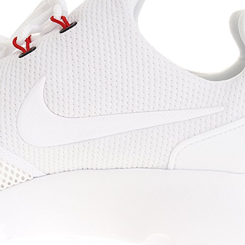 NIKE Mens Fly Shoes Running White Red black Presto White university ddIxarw