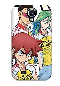 Tpu Fashionable Design Yowamushi Pedal Character List Rugged Case Cover For Galaxy S4 New