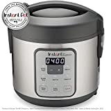 Instant Zest Rice and Grain Cooker - 8 cup rice cooker from the makers...