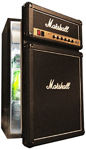 Marshall FRIDGE Independiente 124.6L Negro - Nevera combi ...