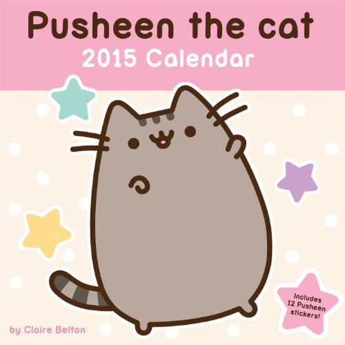 Pusheen The Cat 2015 Wall Calendar   Buy Online In KSA. Calendar Products  In Saudi Arabia. See Prices, Reviews And Free Delivery In Riyadh, Khobar,  Jeddah, ...