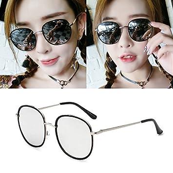 Korean ojos nuevo gafas de sol, Marea mujer, elegante ...