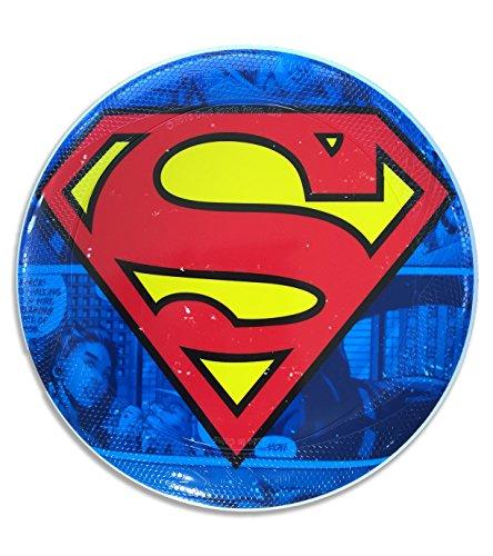 Malibu Sports & Recreation DC Comic Superheroes Superman Throne Flying Disc Game for $<!--$15.50-->