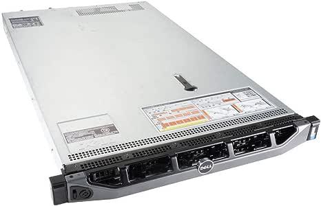 Dell PowerEdge R630 Server | 2X E5-2650v3 20 Cores | 64GB | S130 | 2X 500GB SATA (Renewed)