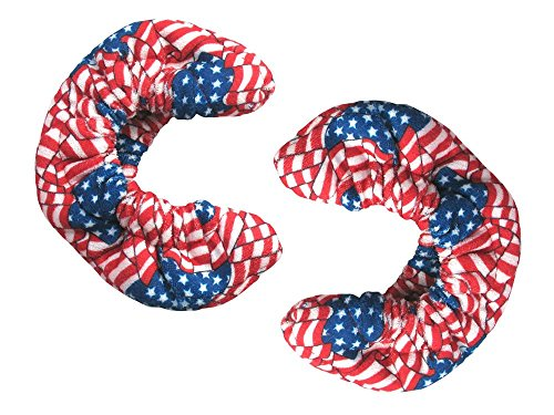fan products of A&r Ice Hockey Blade Jacket Cover Terry Cloth Soaker Guard Usa Flag Small Fls