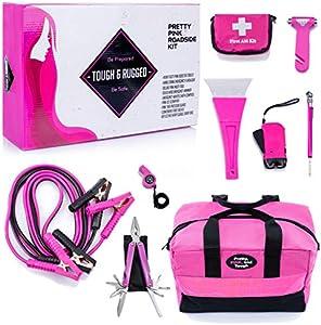 Gears Out Pretty Pink Roadside Kit
