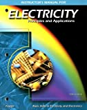 Instructor's Manual for Electricity, Richard J. Fowler, 0028048504